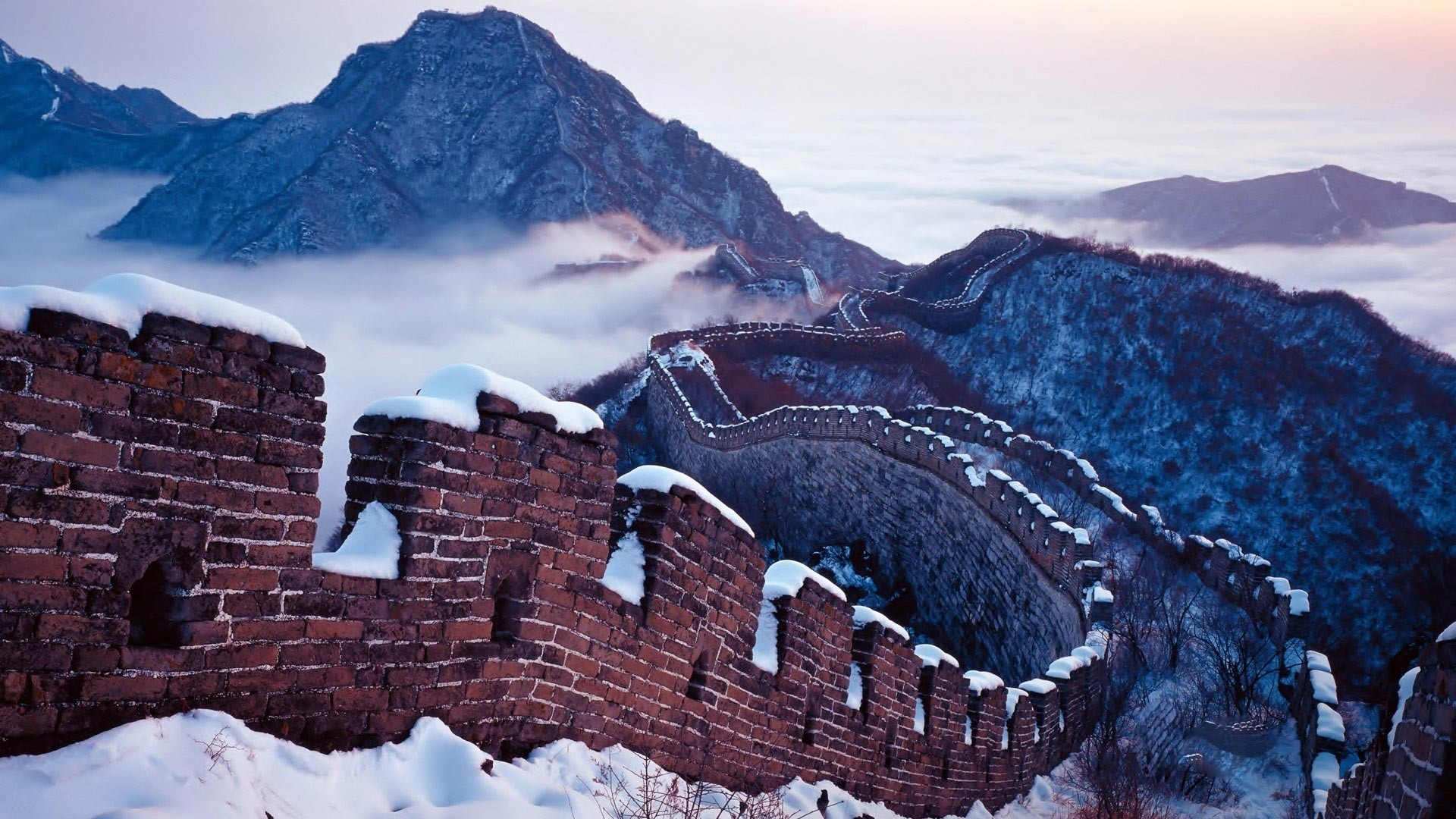 Great Wall Of China Pic