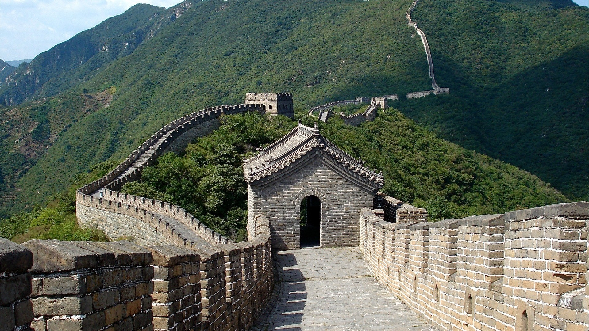 Great Wall Of China computer wallpaper