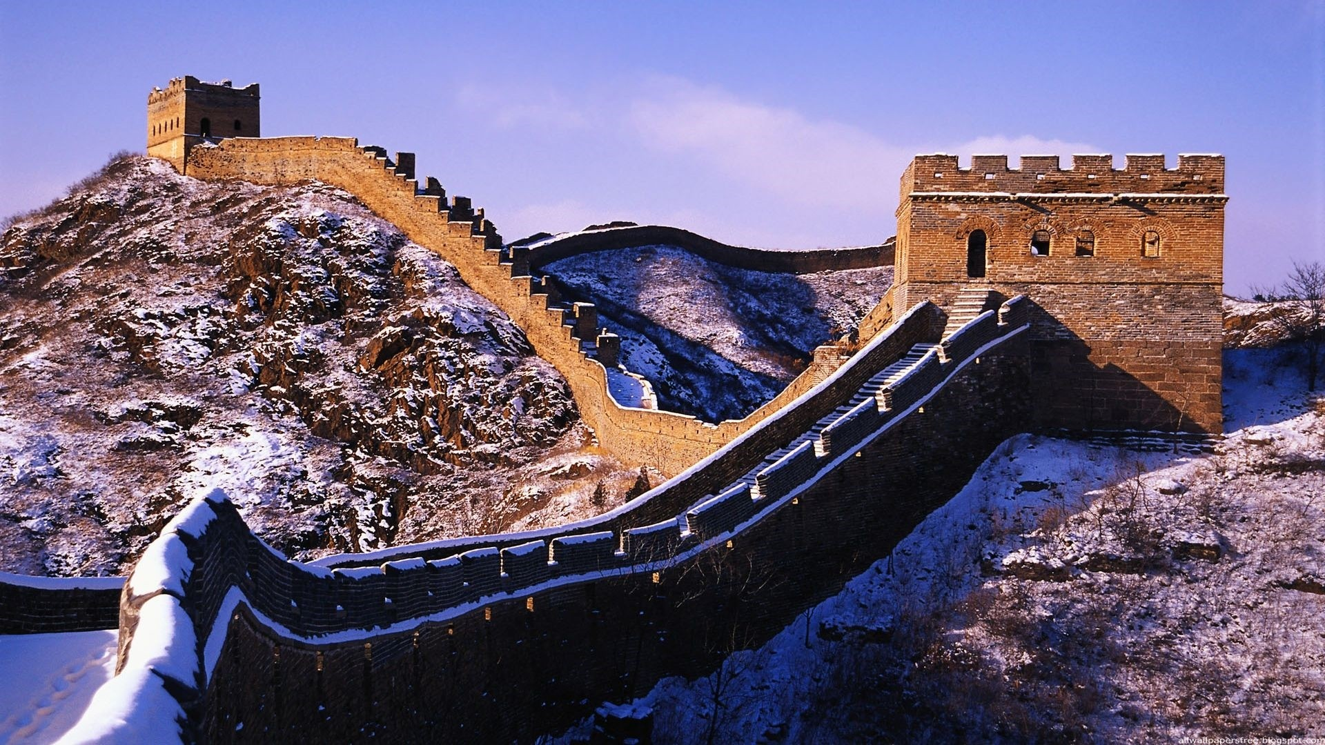 Great Wall Of China Desktop Wallpaper