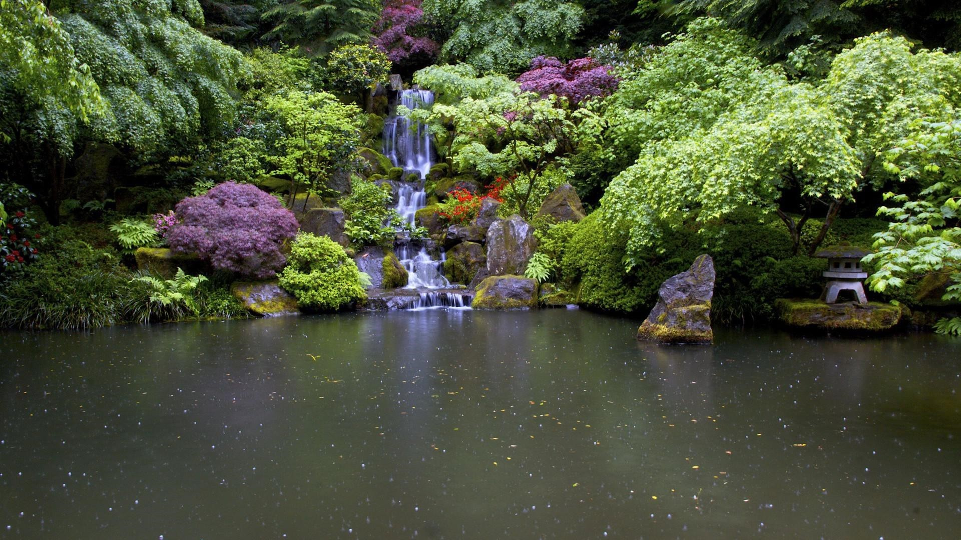 Japanese Garden Picture