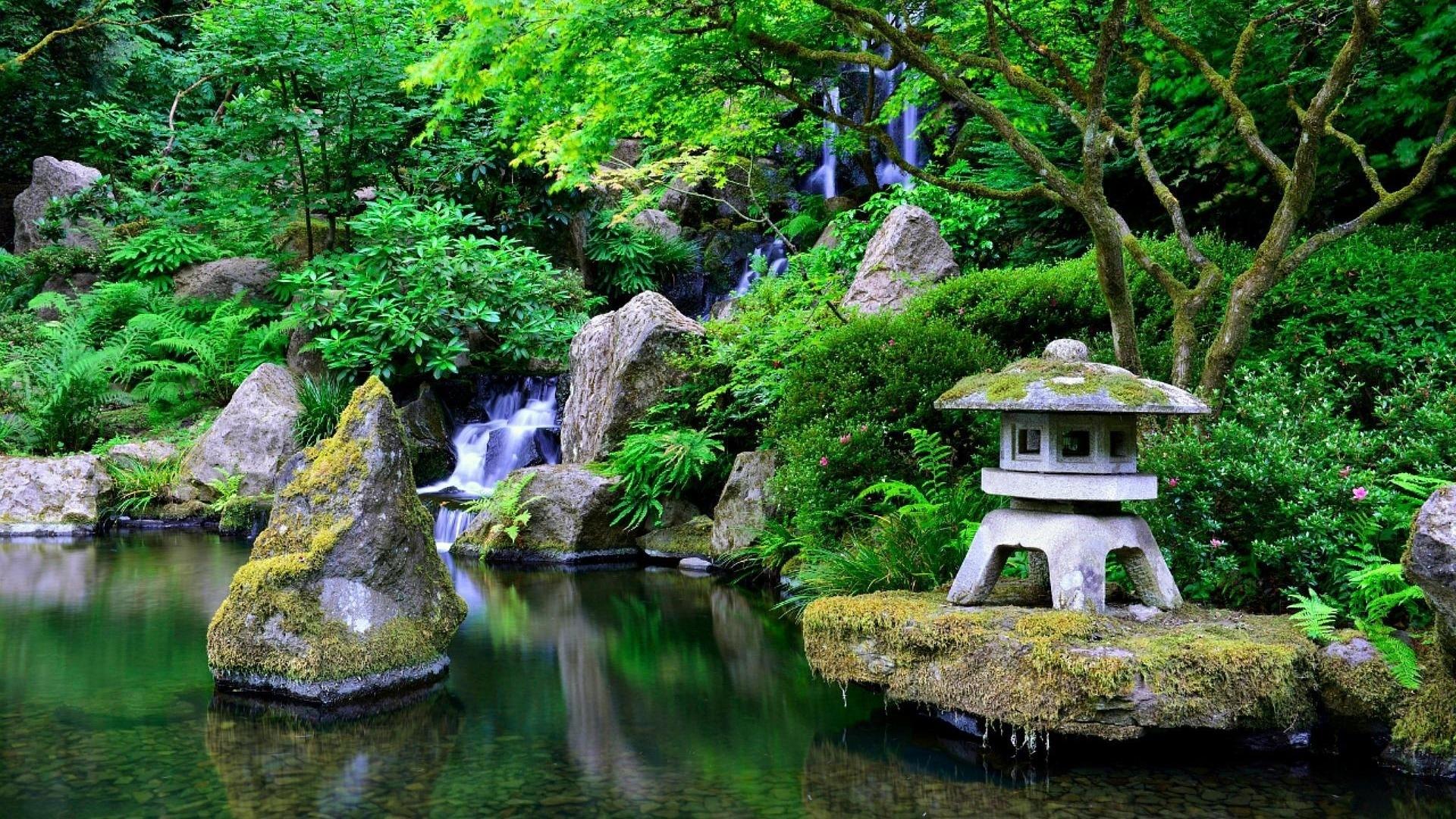 Japanese Garden wallpaper for pc