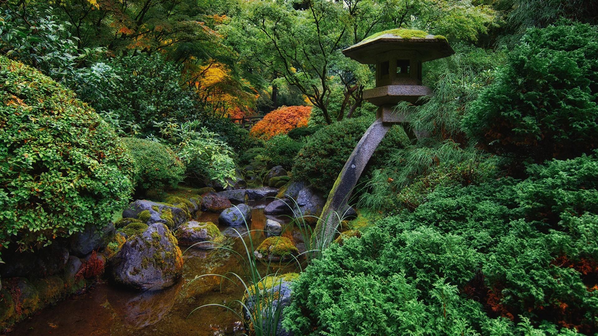 Japanese Garden wallpaper for desktop