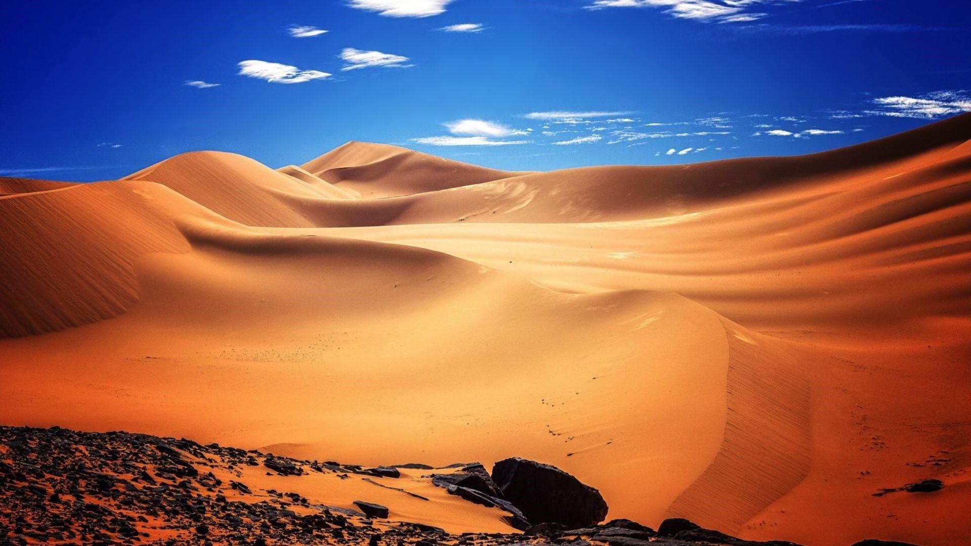 Sahara Desktop Wallpaper
