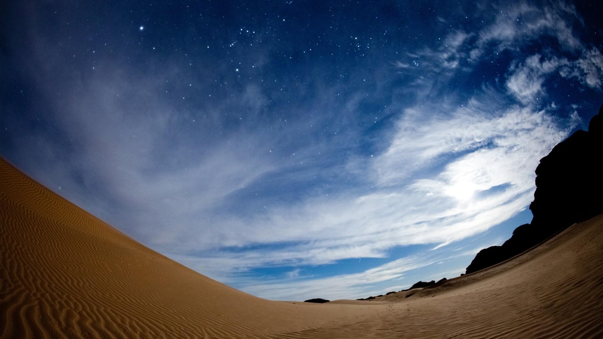 Sahara HD Wallpaper