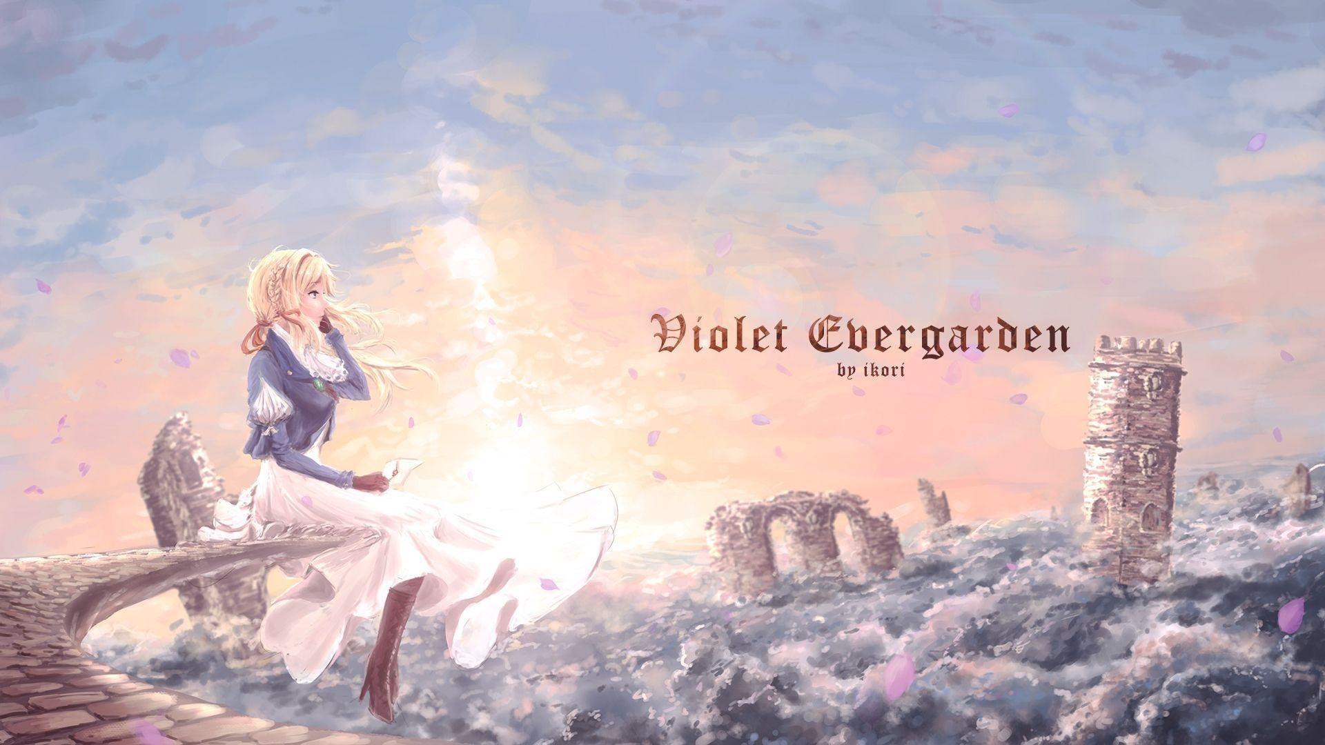 Violet Evergarden Background