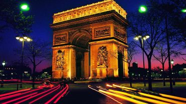 Arc De Triomphe wallpaper for desktop