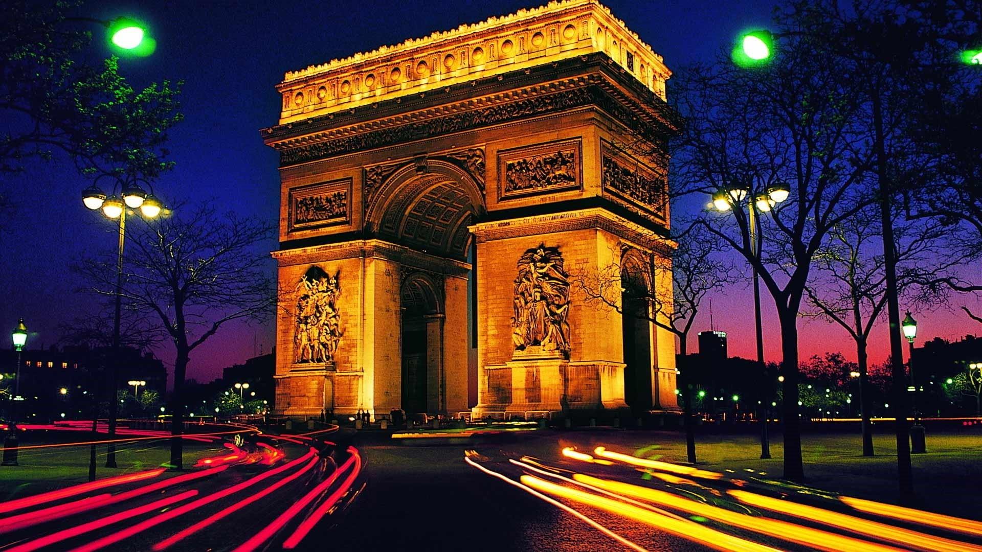 Arc De Triomphe wallpaper for desktop