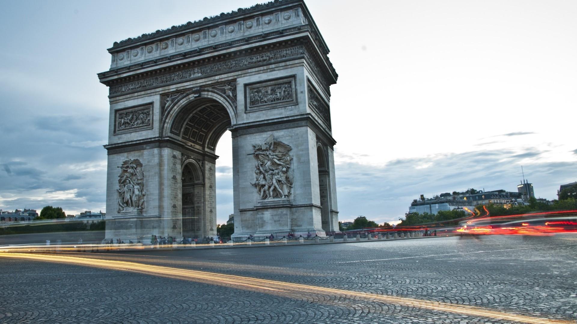 Arc De Triomphe Picture