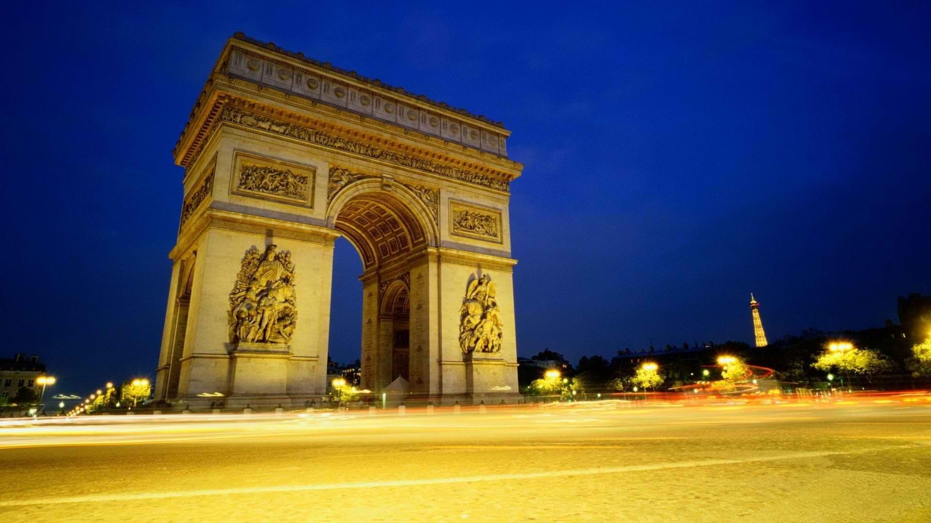 Arc De Triomphe wallpaper for pc