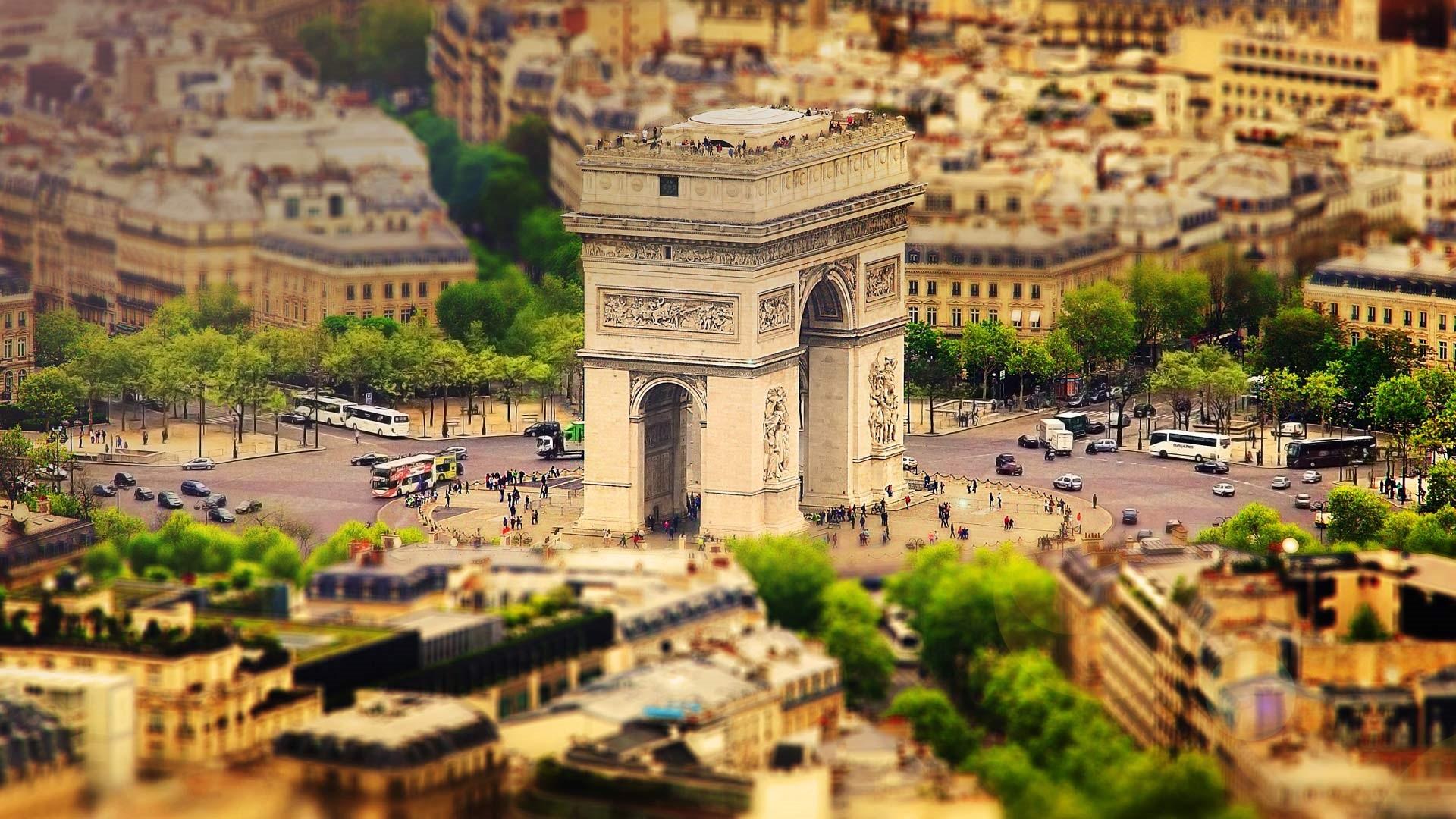Arc De Triomphe Pic