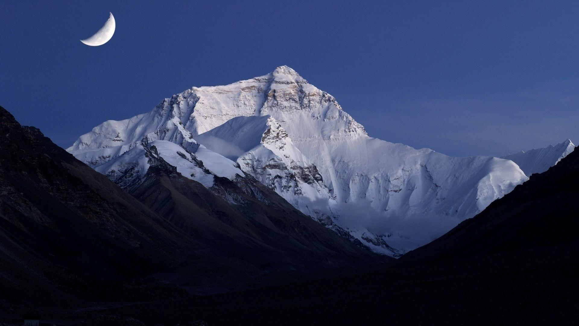 Everest computer wallpaper