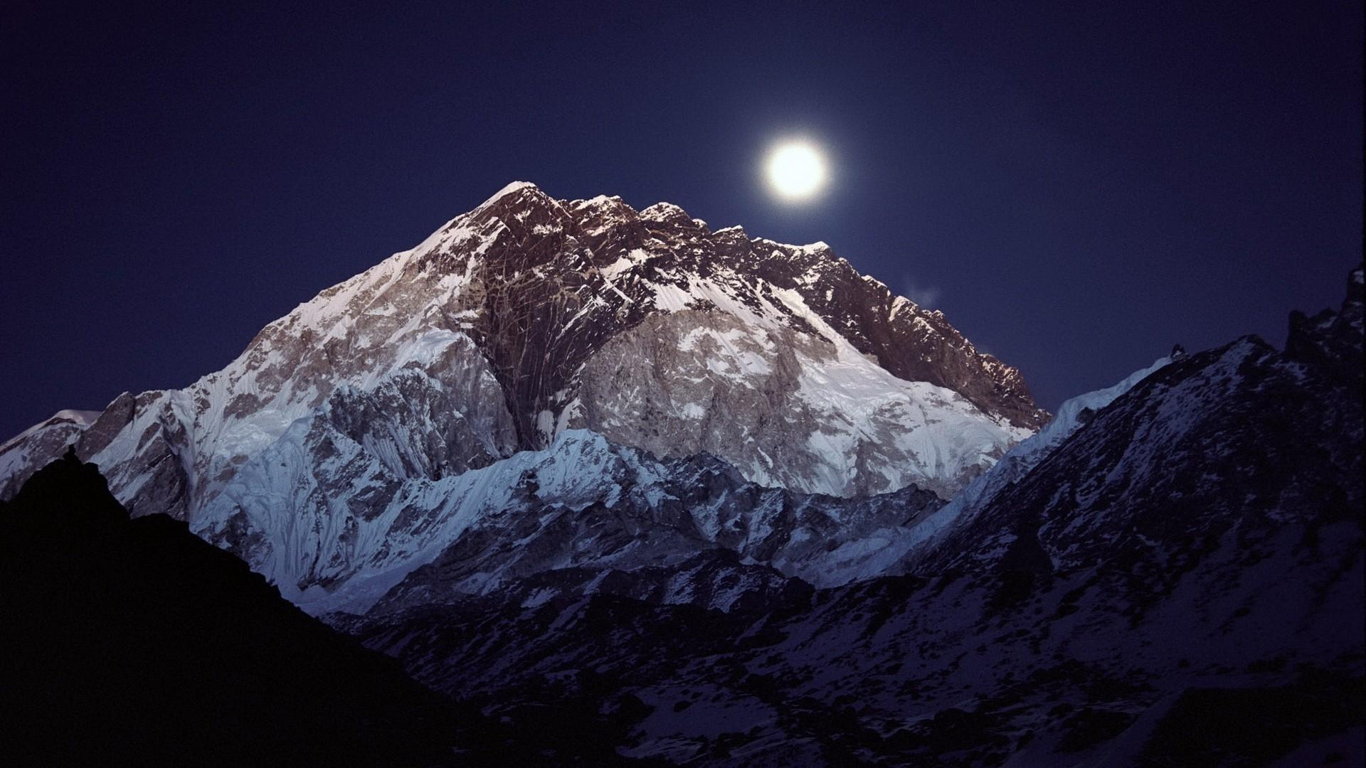Everest wallpaper for desktop