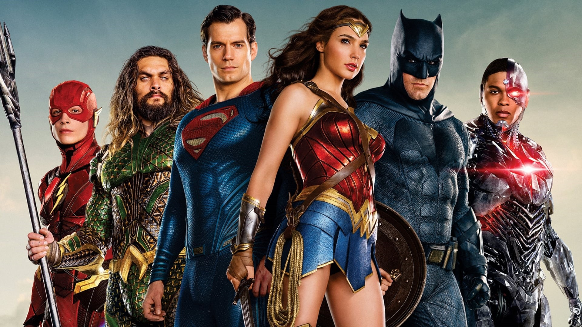 Justice League Poster Picture