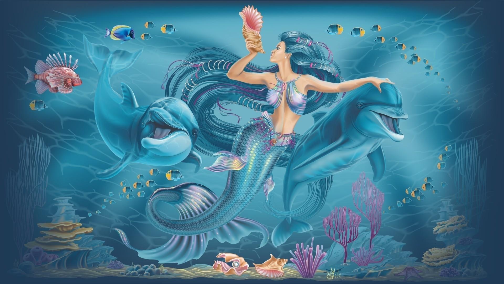 Mermaids Picture