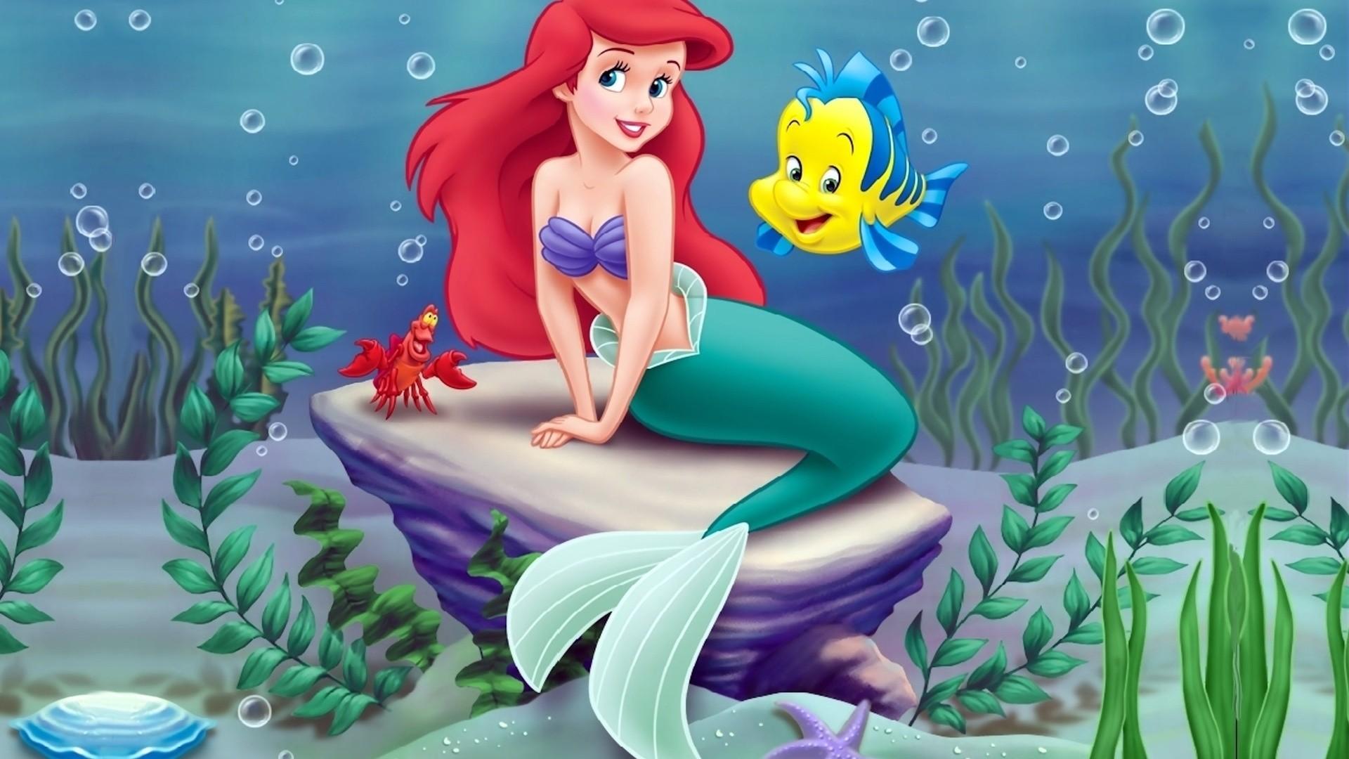 Mermaids Wallpaper theme