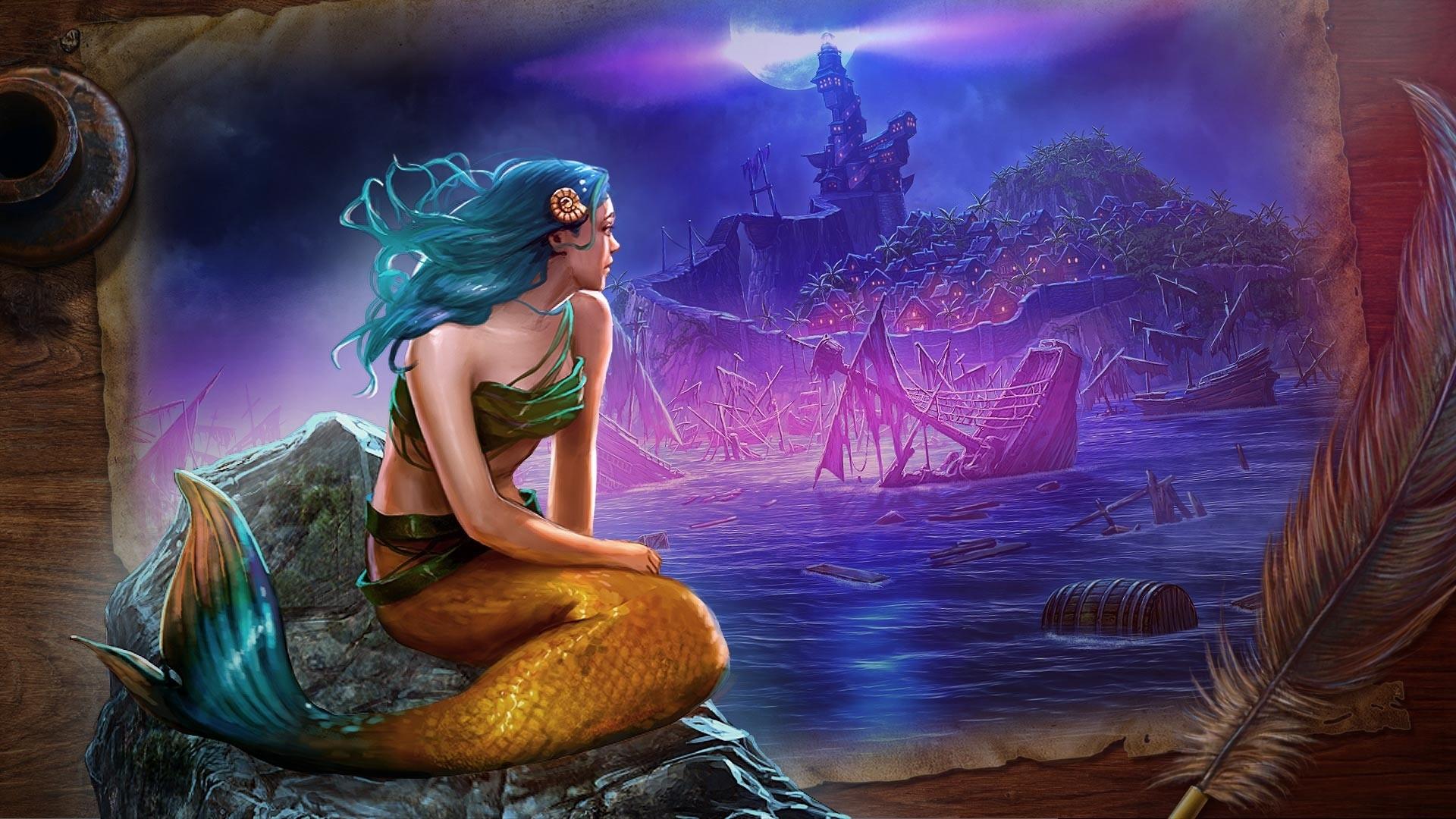 Mermaids wallpaper photo hd