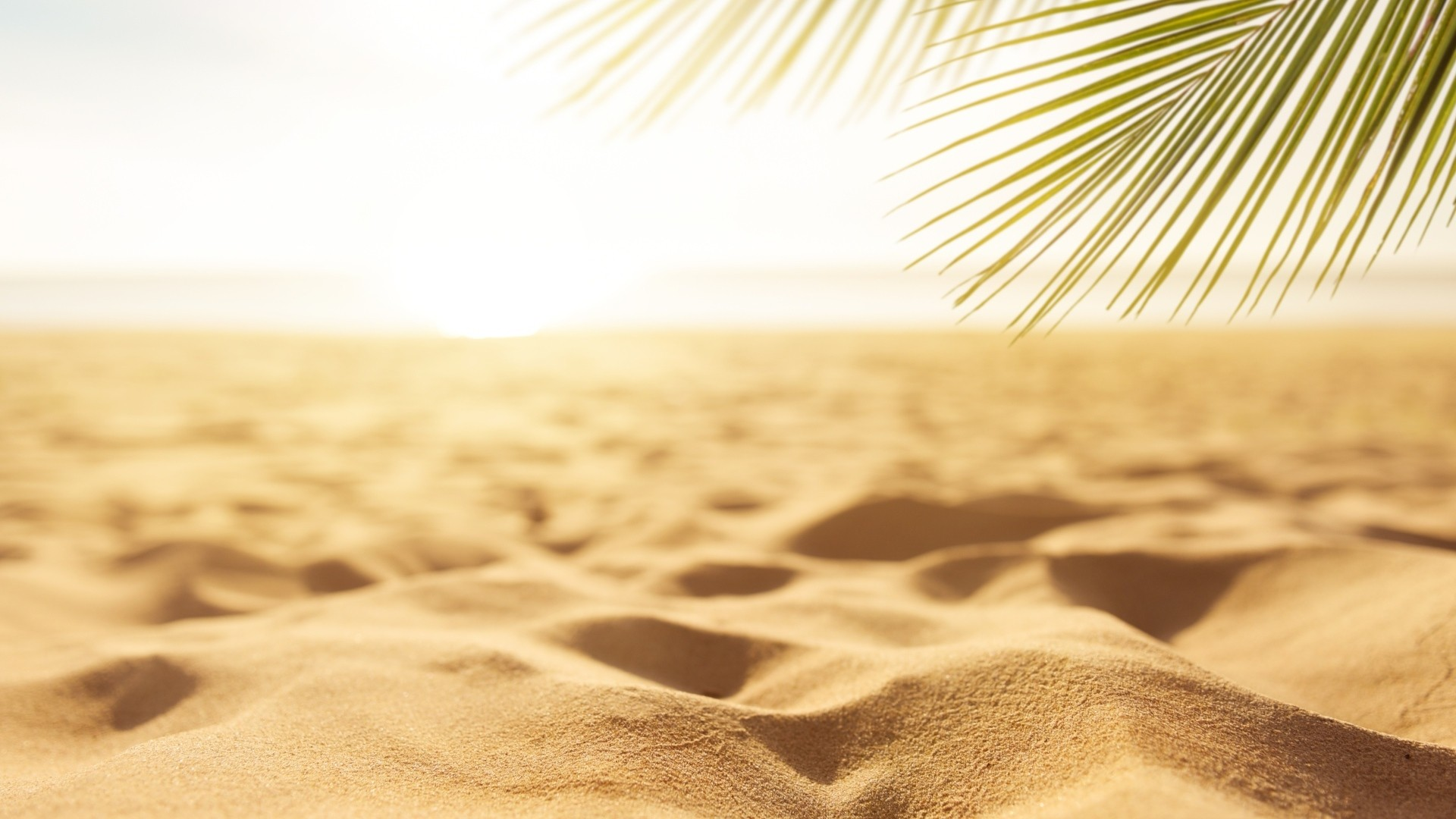 Sand wallpaper for computer