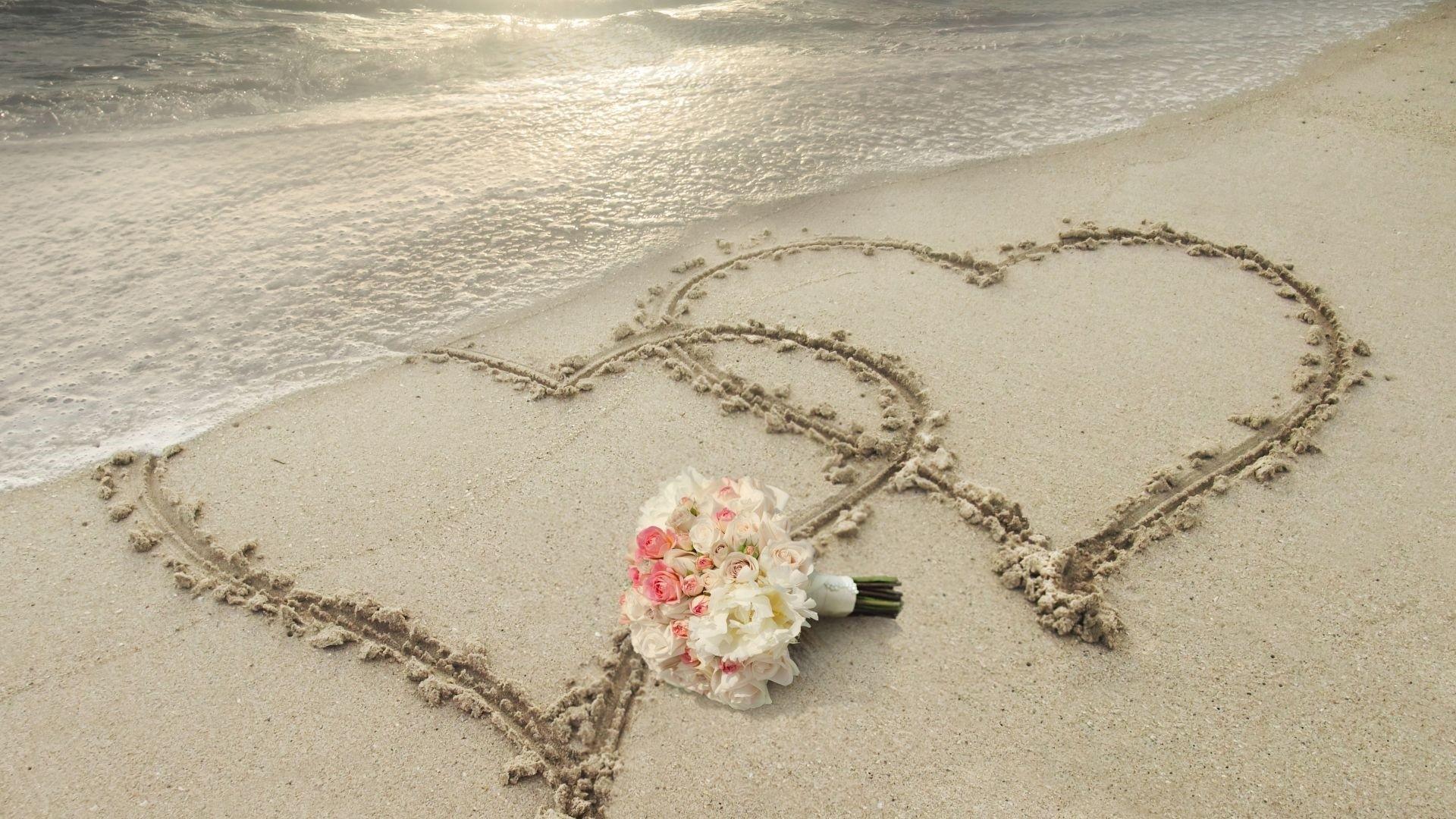 Sand Love Picture