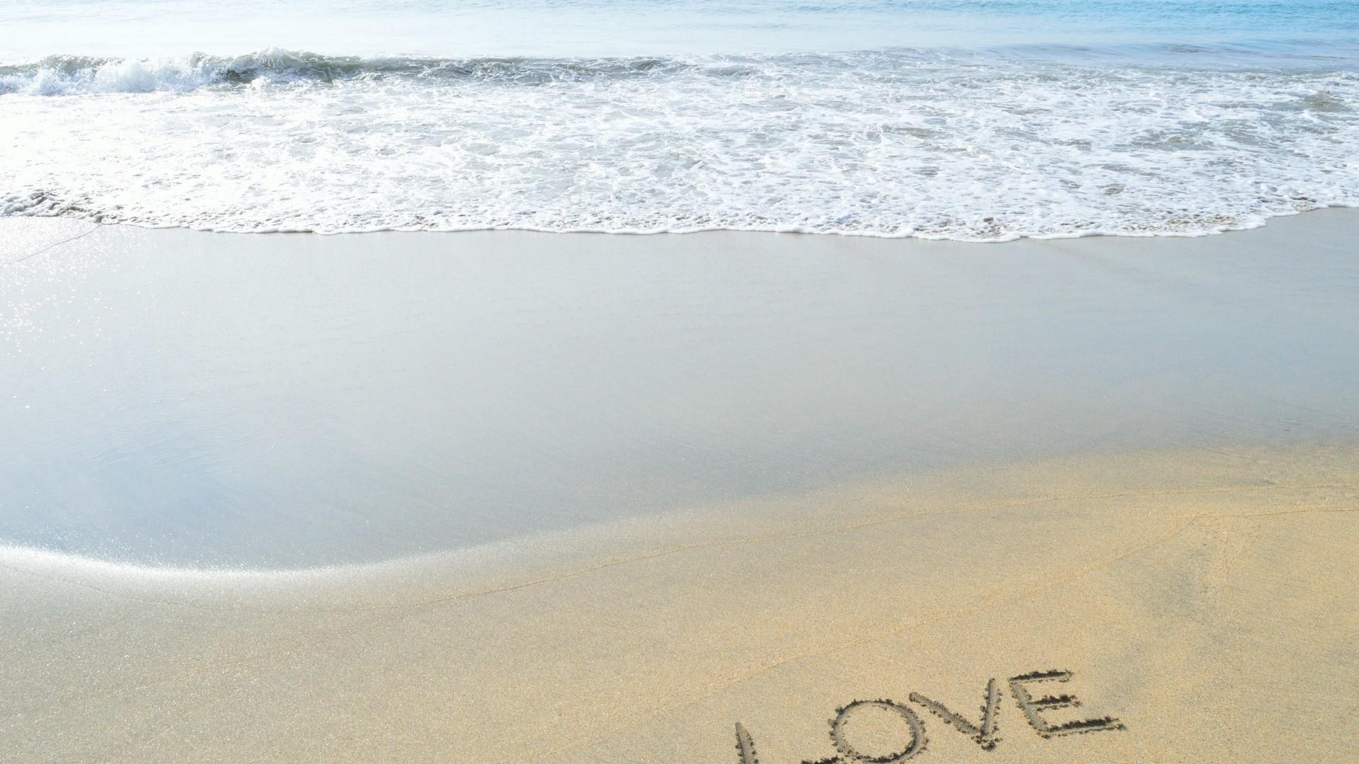 Sand Love wallpaper photo hd