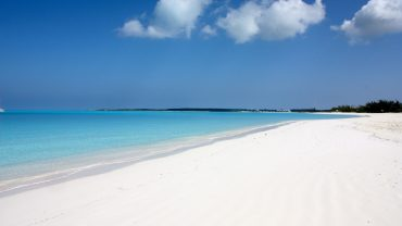Sea White Sand Picture
