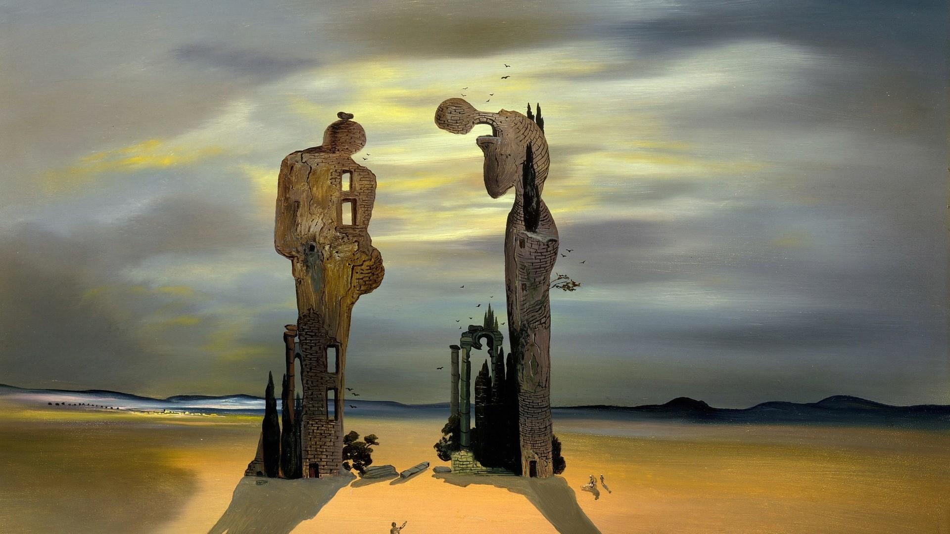 Surrealism Art wallpaper photo hd
