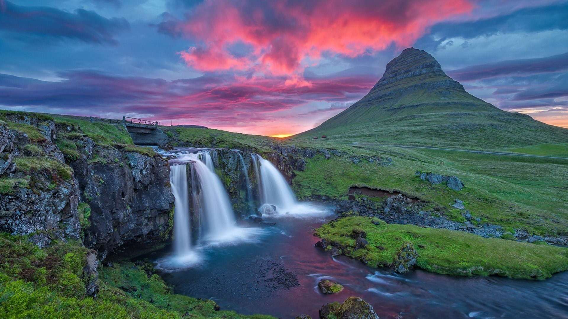 Iceland wallpaper for desktop