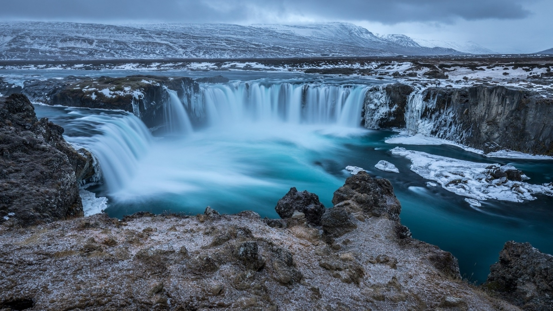 Iceland HD Wallpaper