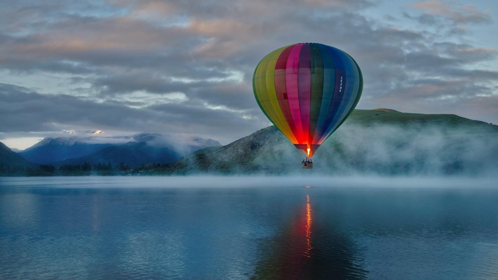 Air Balloon HD Wallpaper
