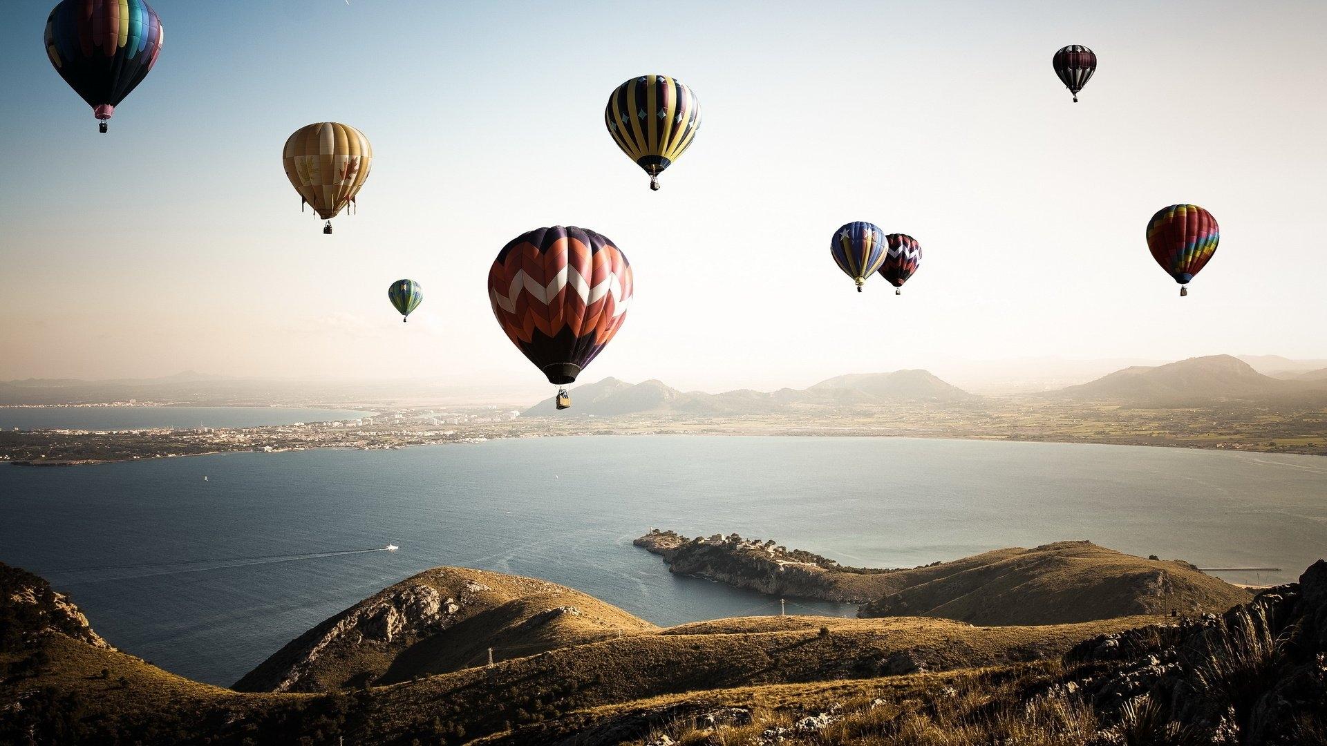 Air Balloon wallpaper for desktop