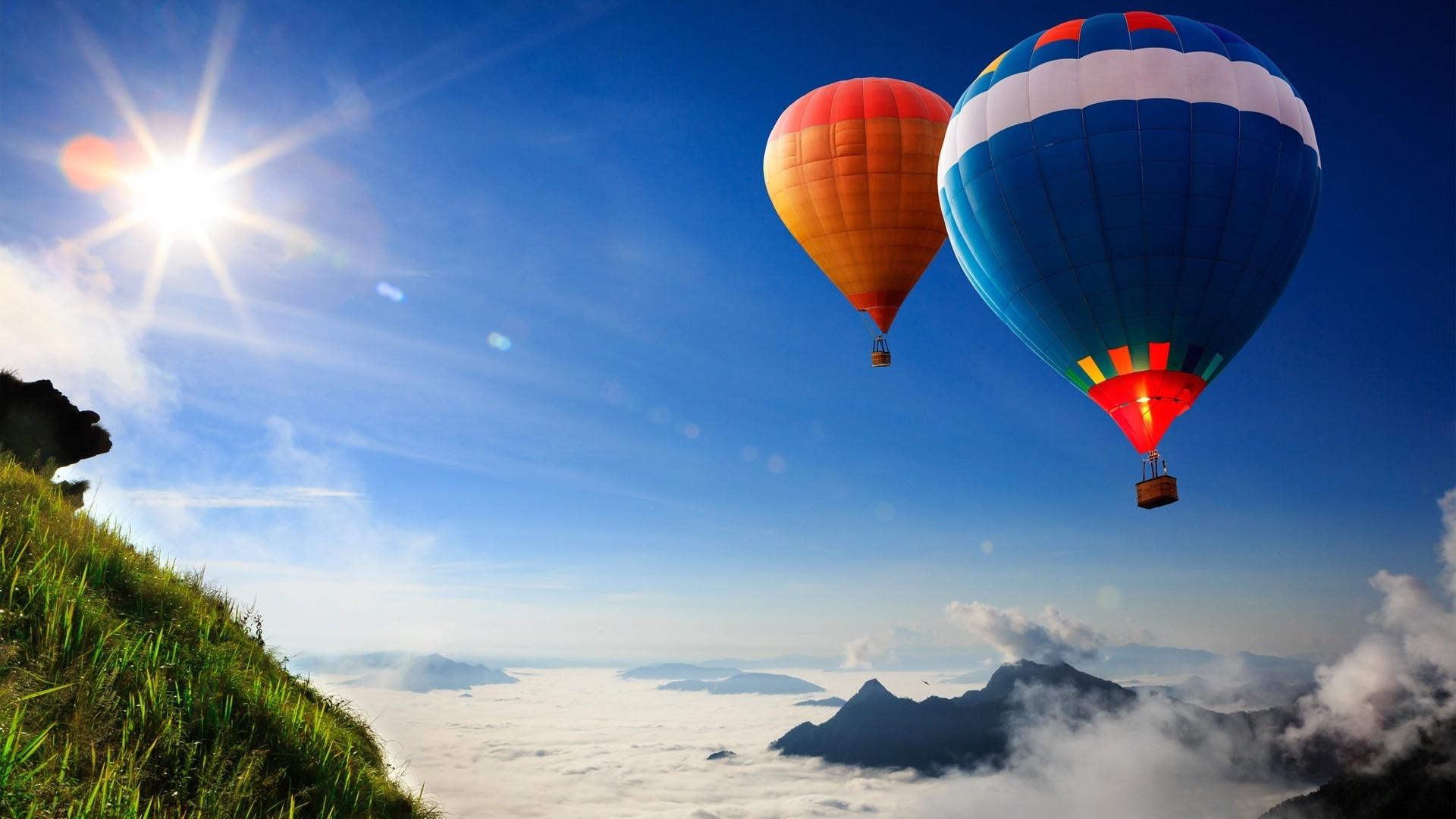 Air Balloon Pic
