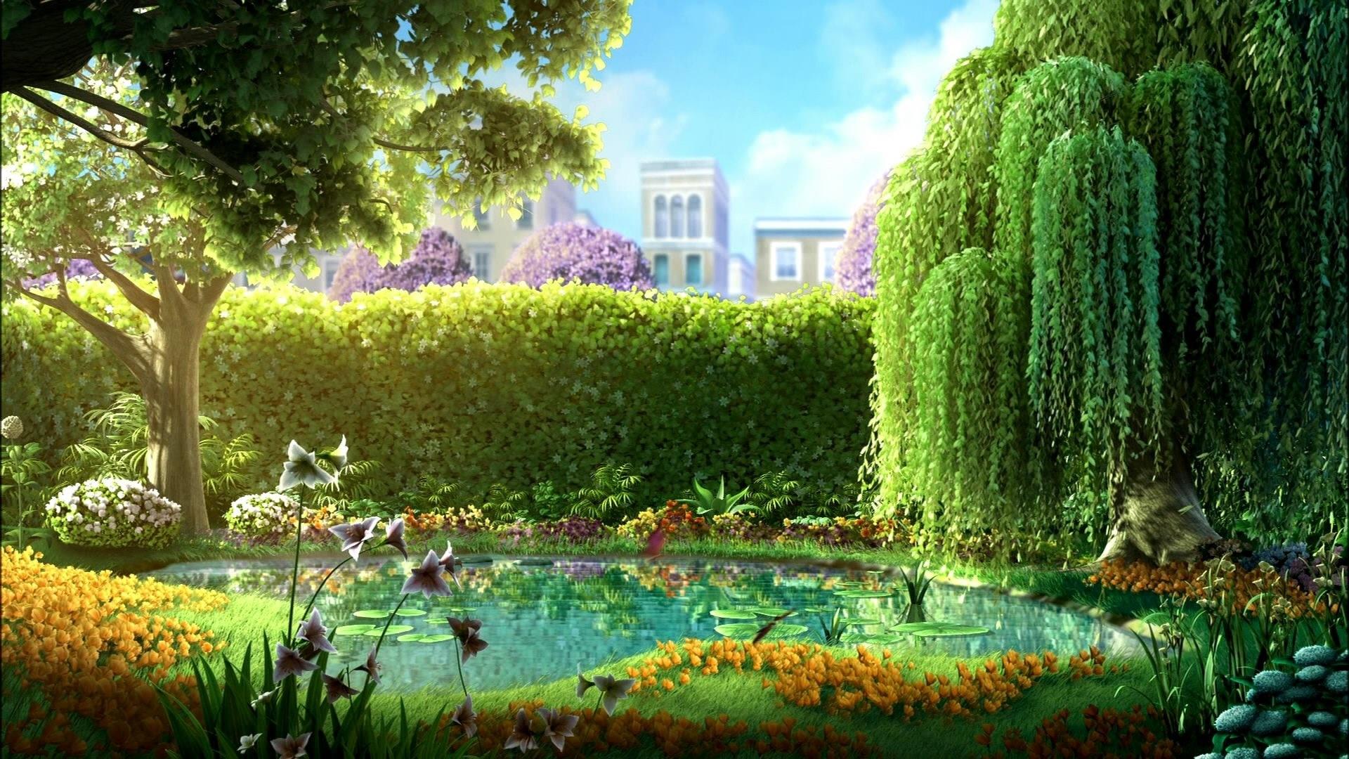 Garden Art wallpaper photo hd