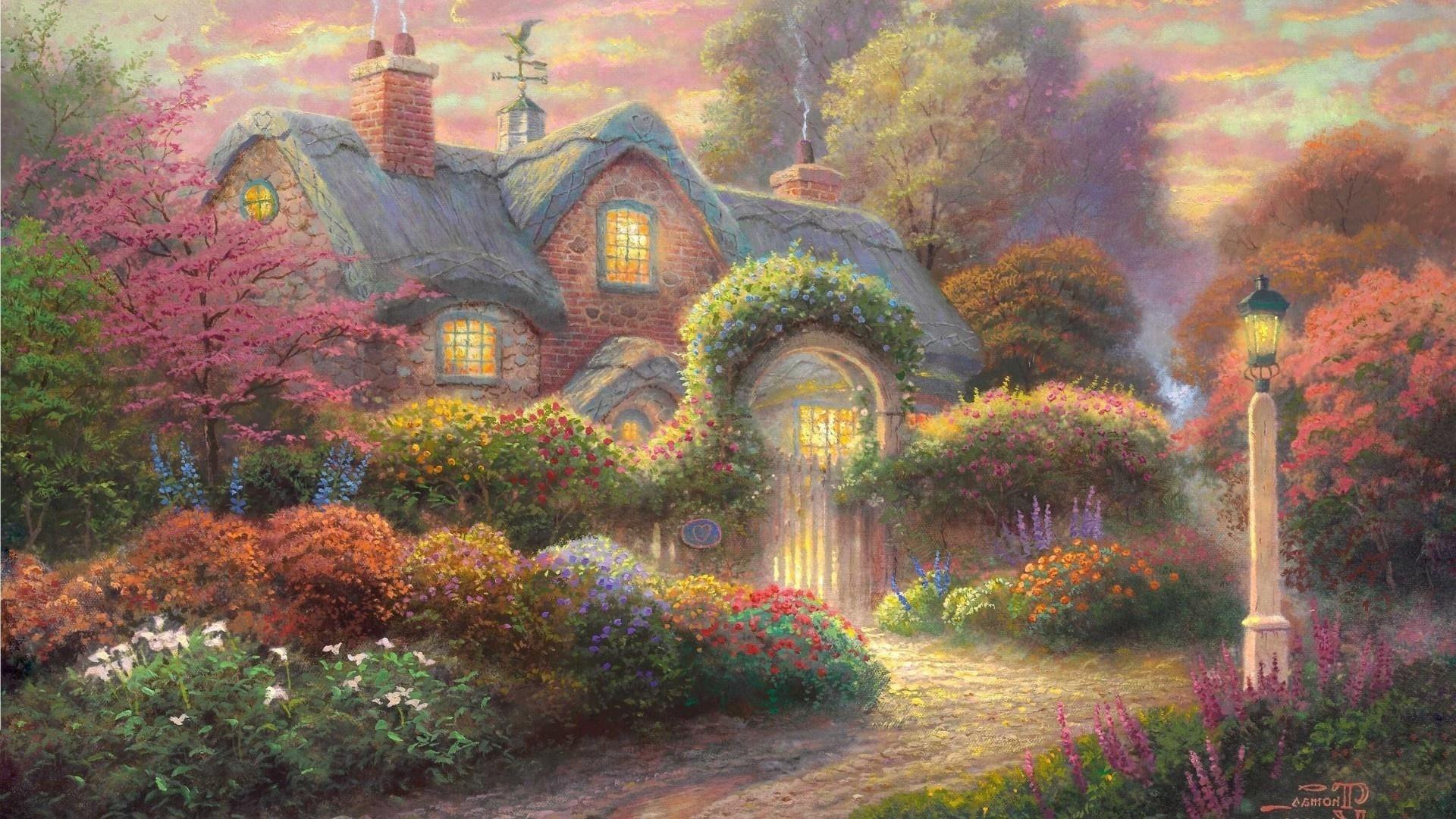 Garden Art Image