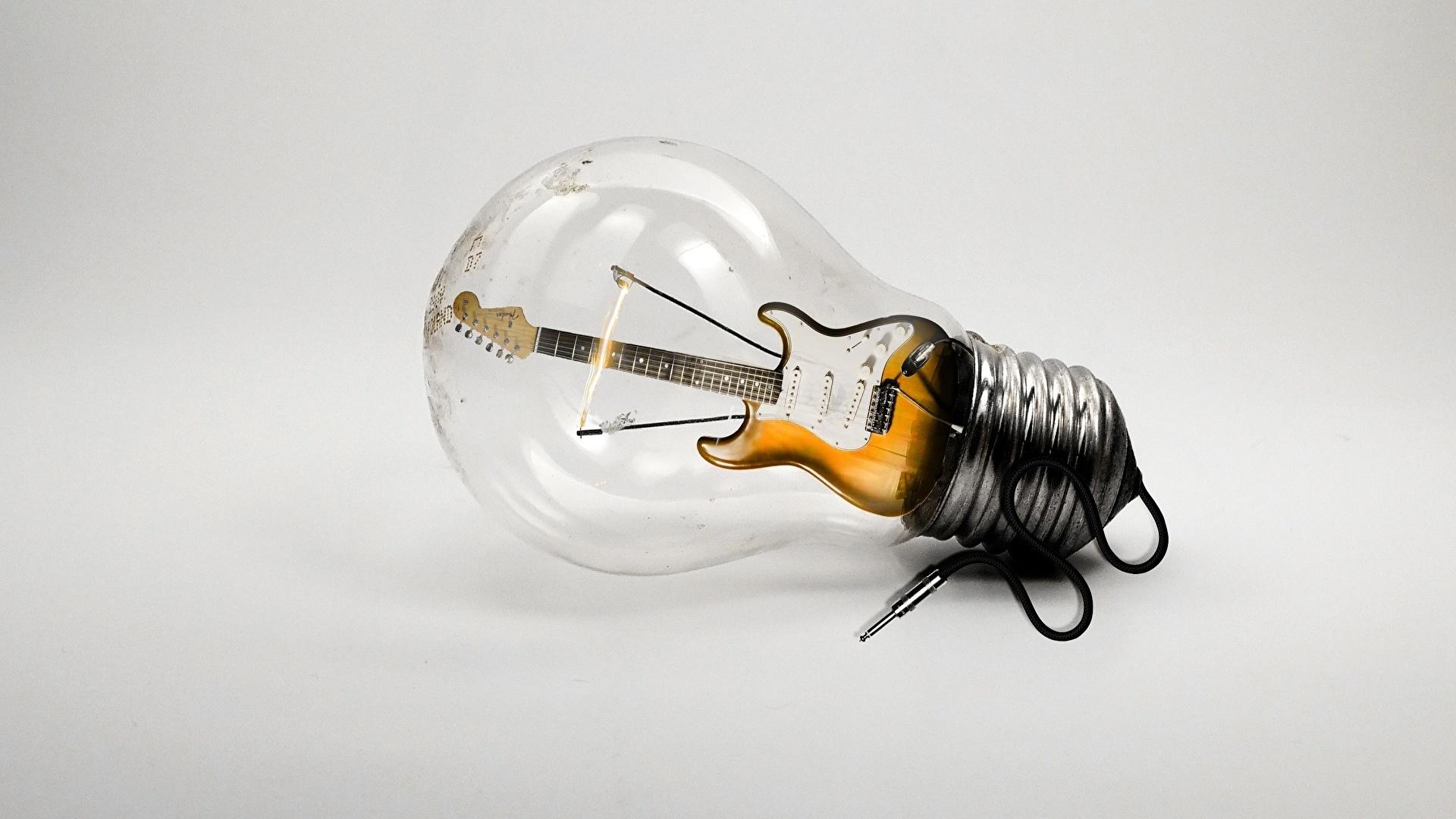 Light Bulb computer wallpaper