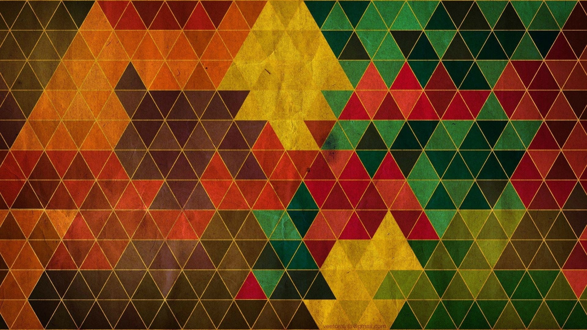 Shapes Triangle wallpaper for computer