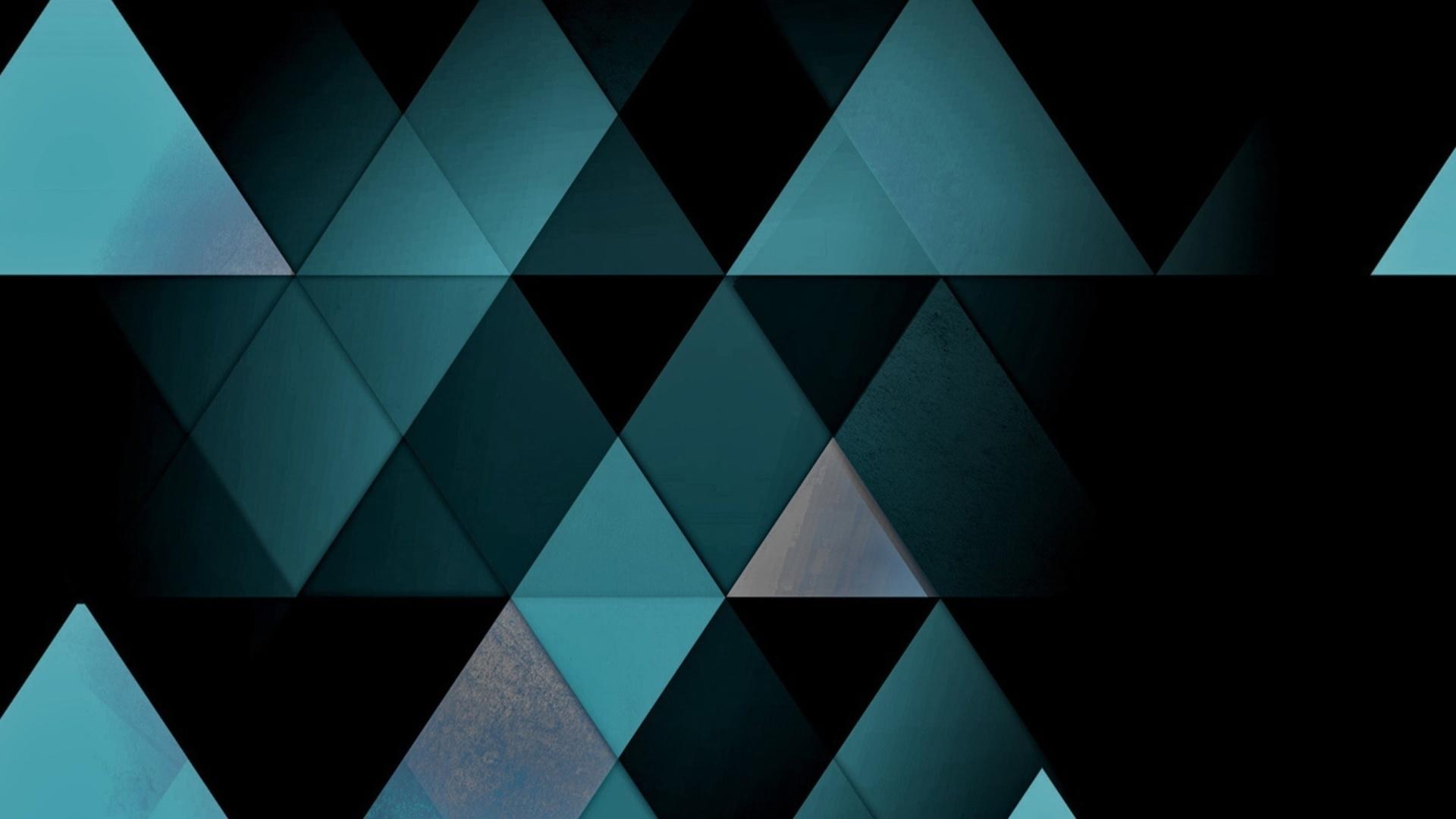 Shapes Triangle Desktop Wallpaper