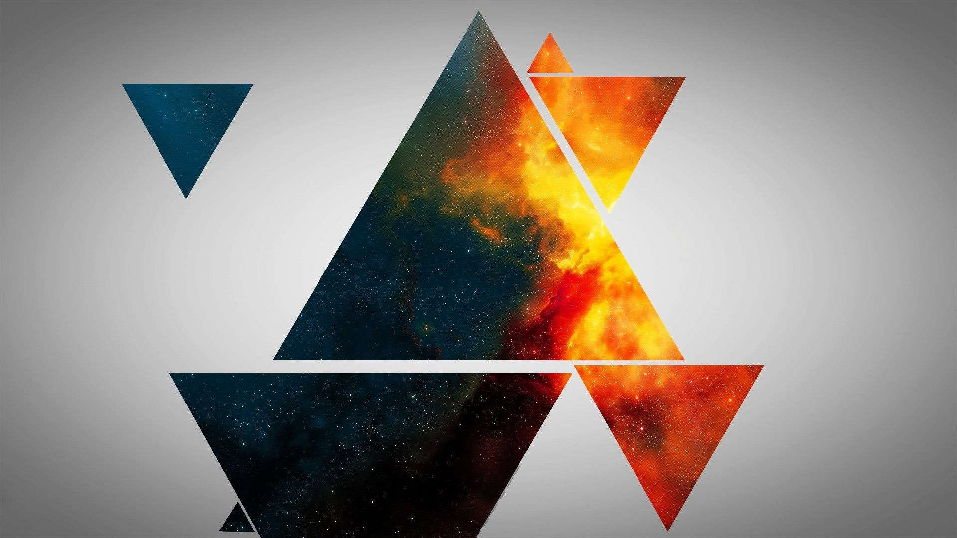 Shapes Triangle wallpaper photo hd
