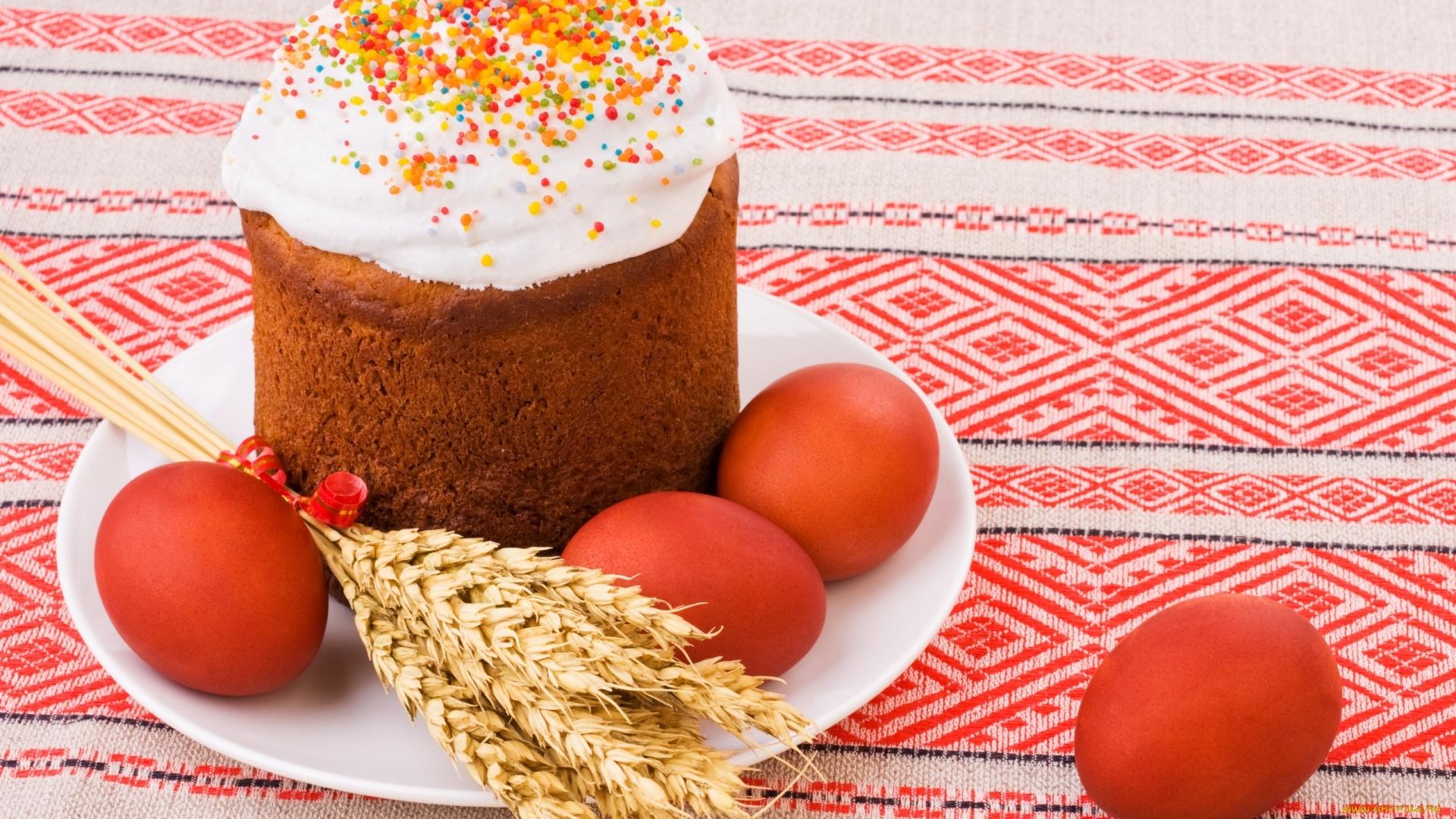 Easter Cake wallpaper for pc