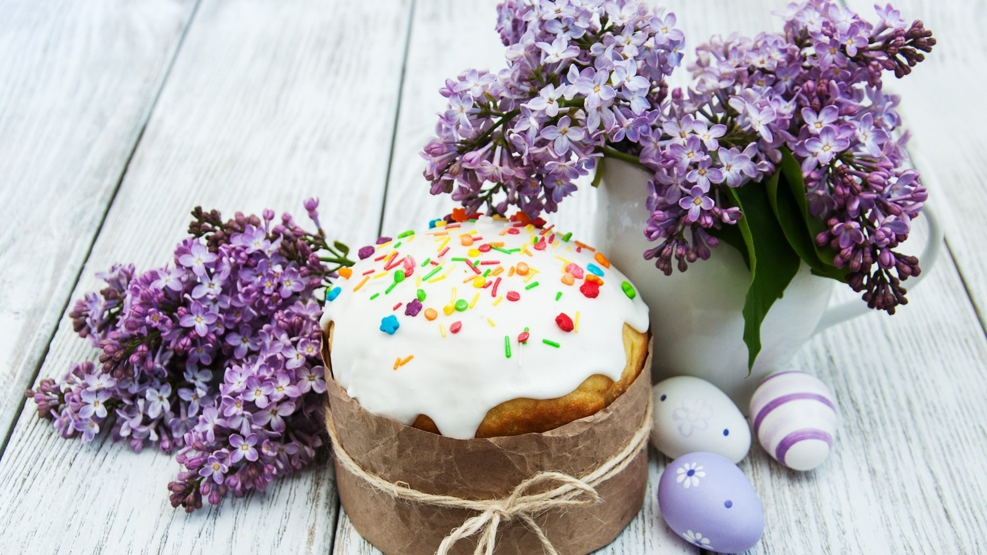 Easter Cake Picture