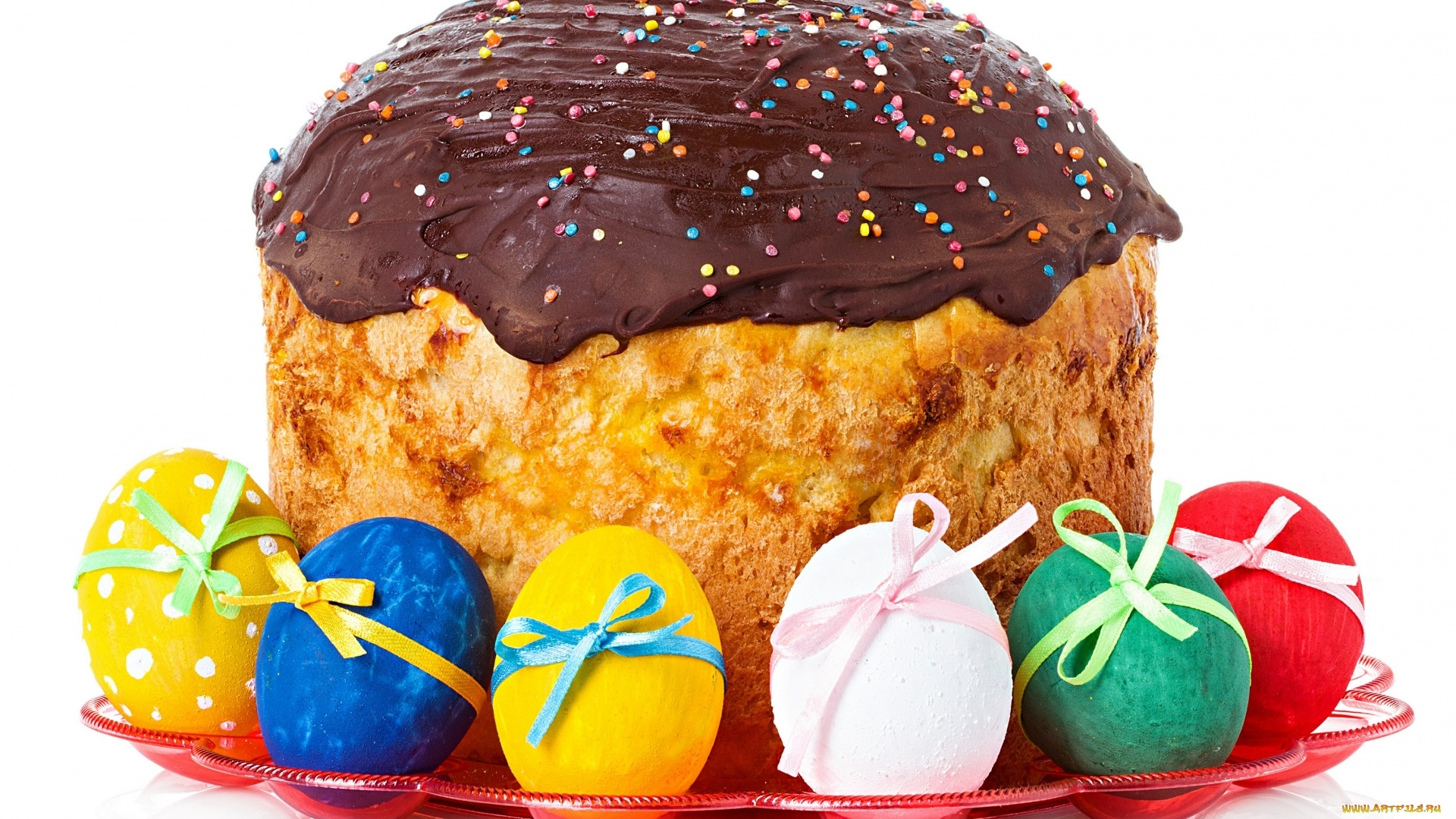 Easter Cake computer wallpaper