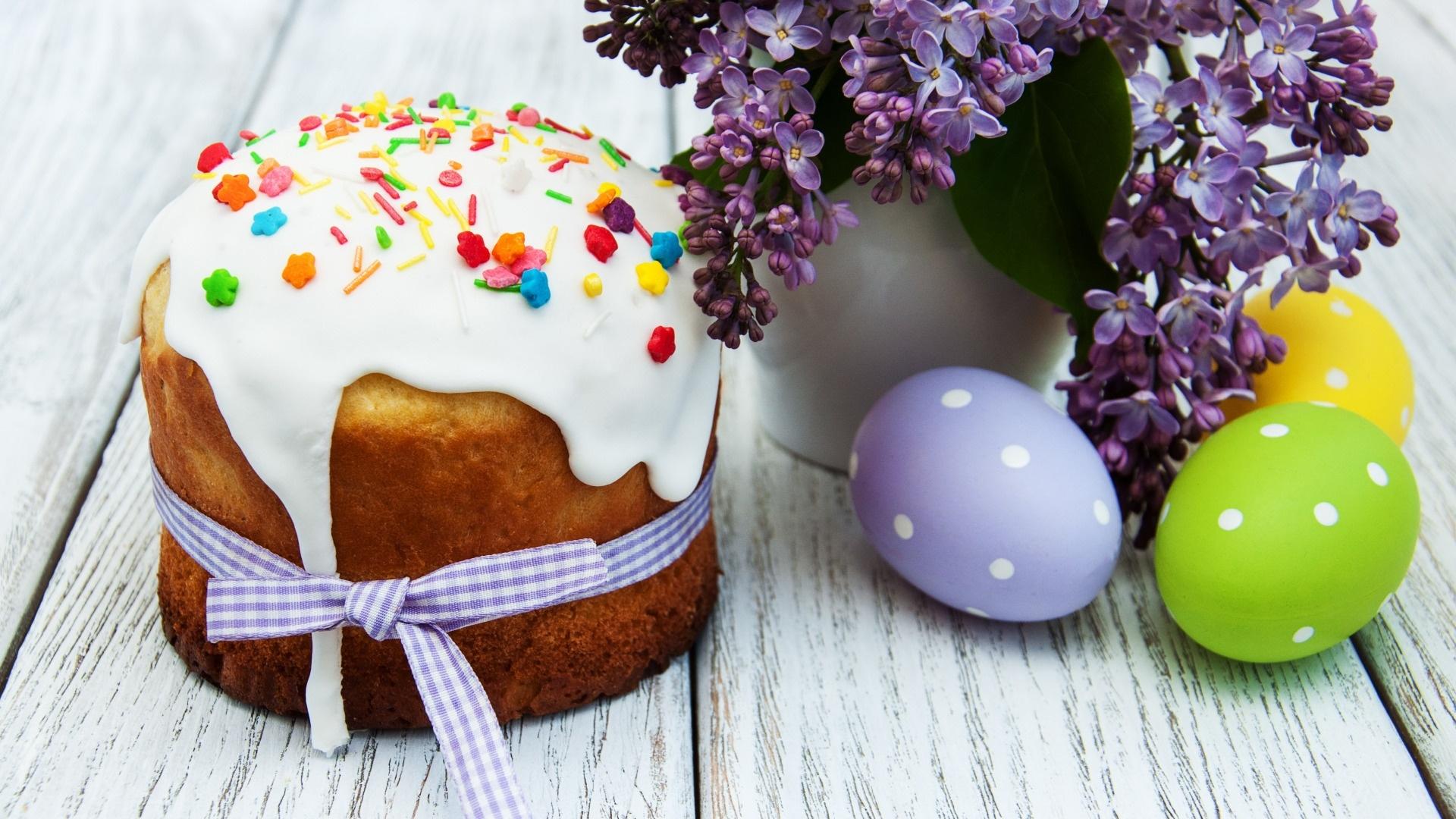Easter Cake wallpaper for computer