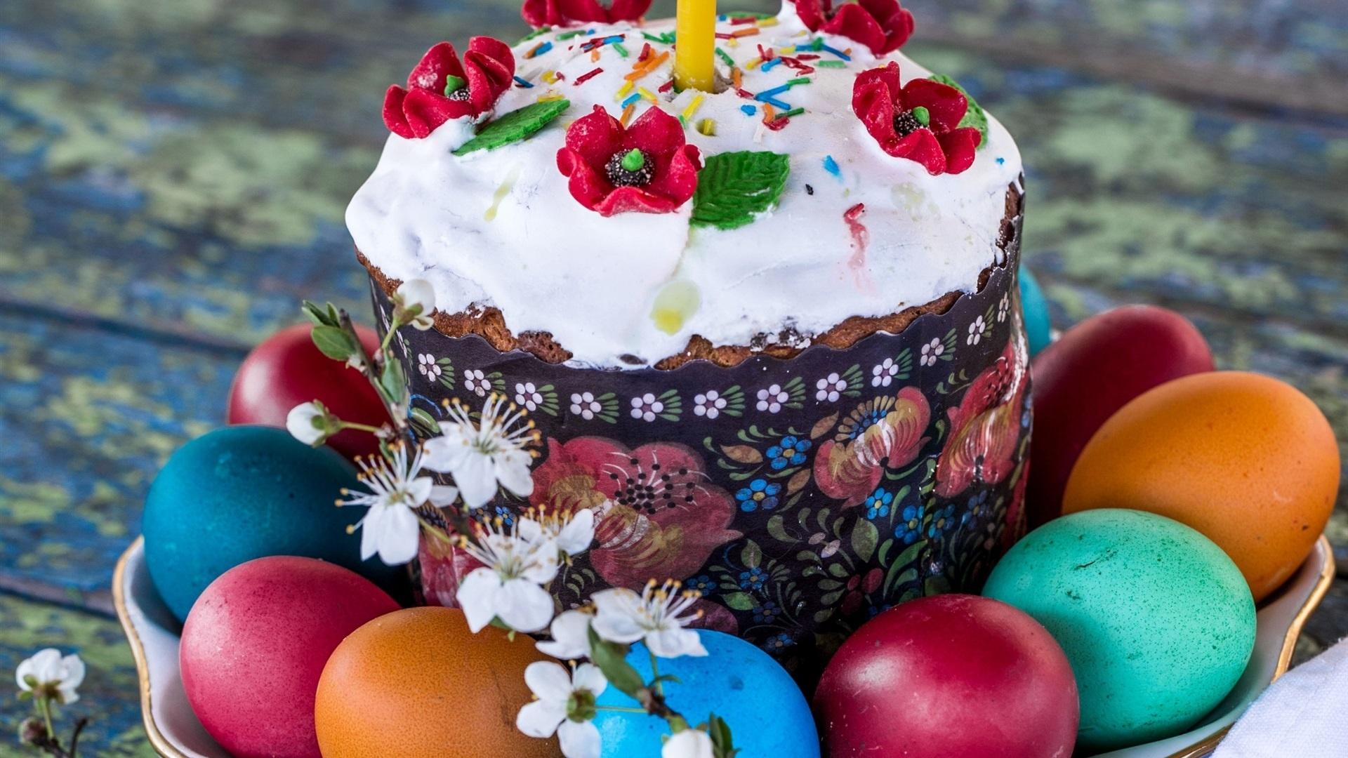 Easter Cake Image