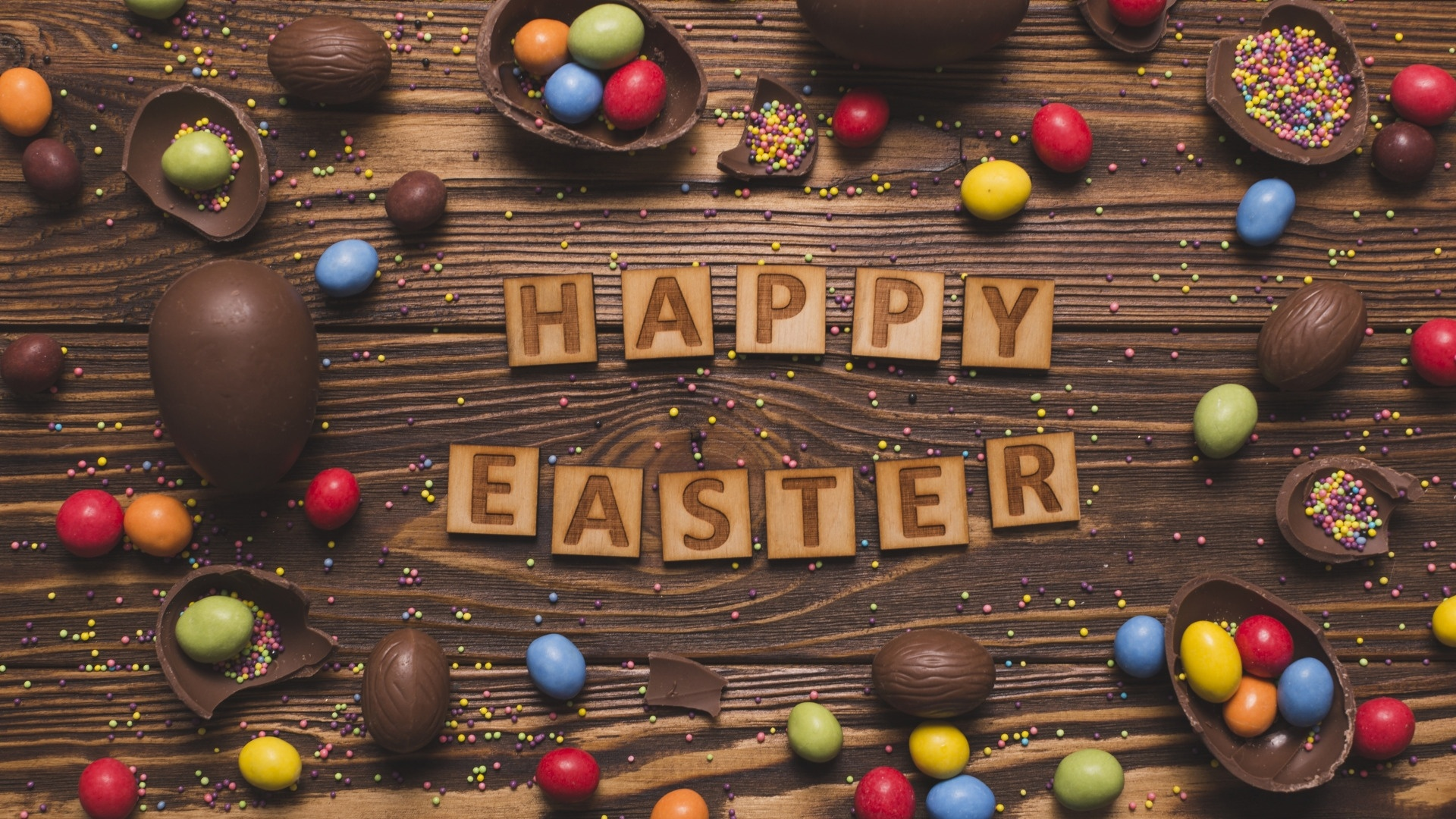 Happy Easter desktop wallpaper hd