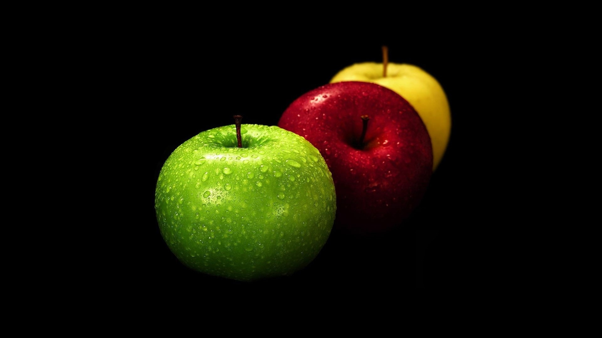 Apple Fruit Desktop Wallpaper