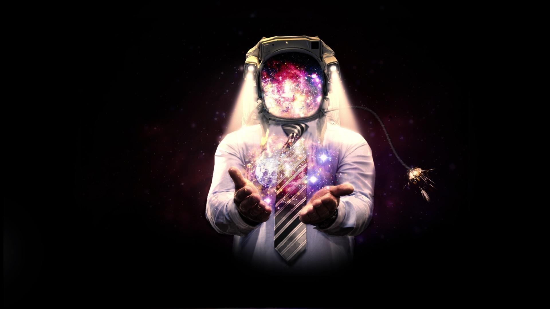Astronaut Art Pic