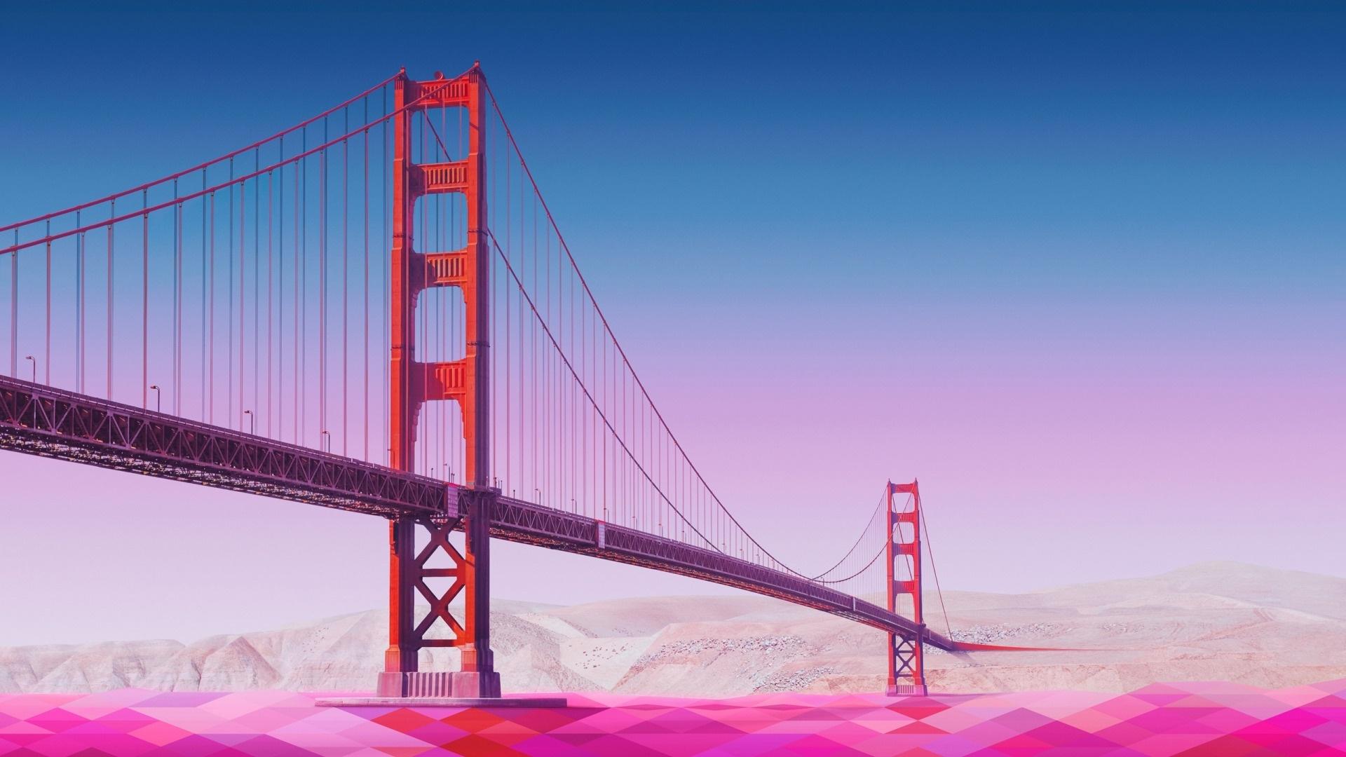 Bridge Art Picture
