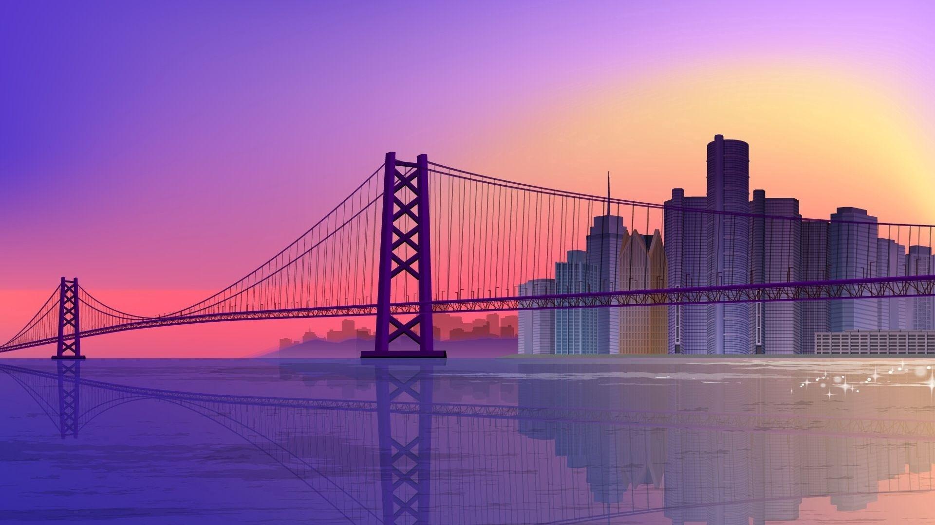Bridge Art Image