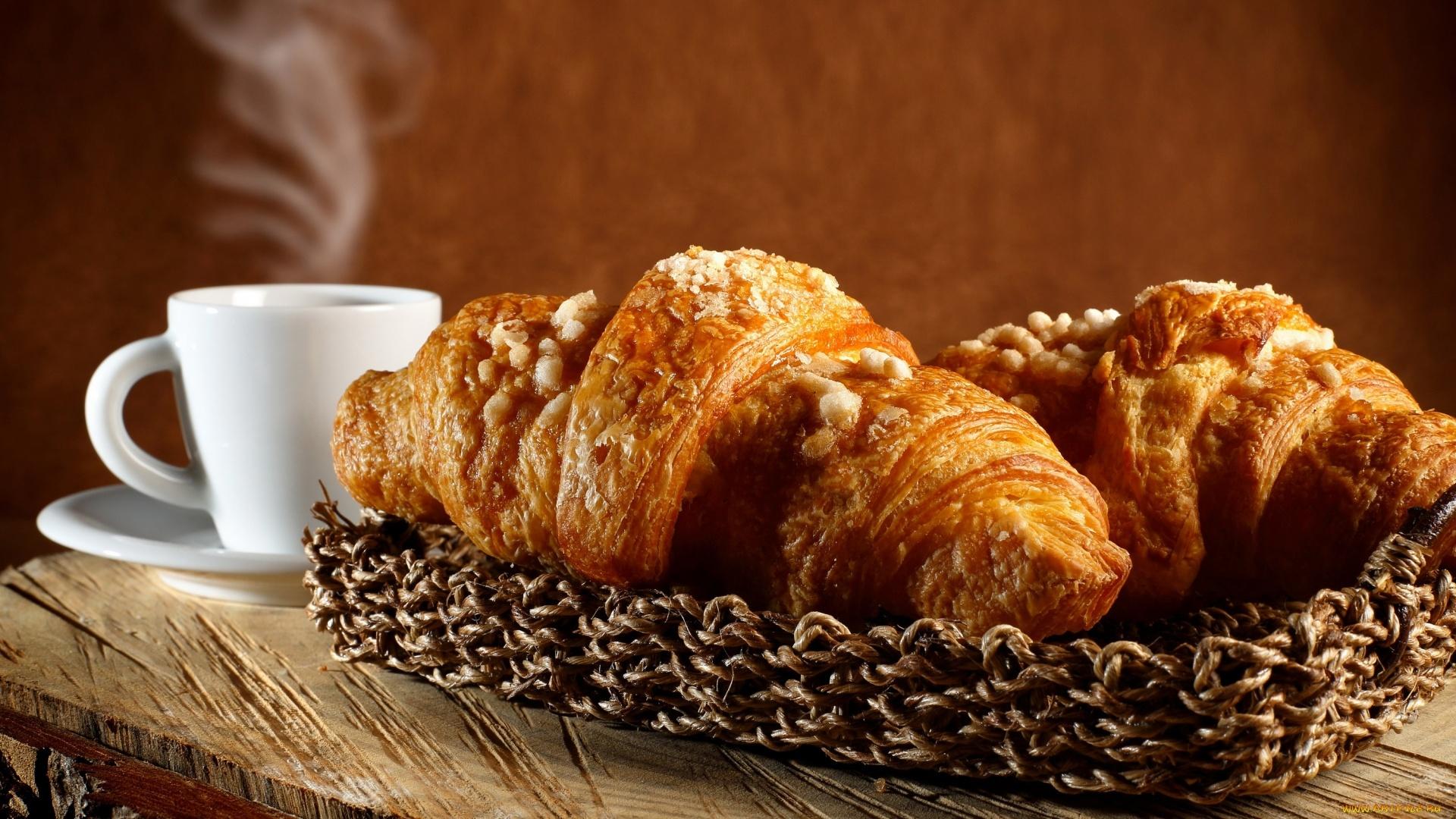 Croissants HD Wallpaper