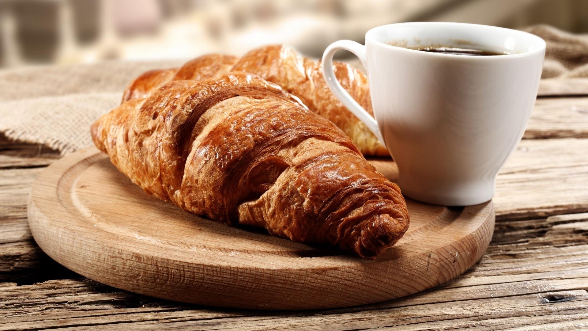 Croissants desktop wallpaper hd