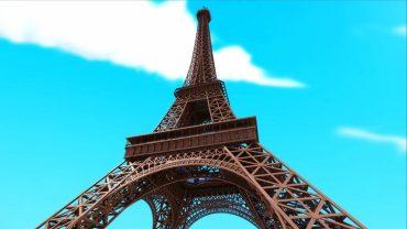 Eiffel Tower Art Pic