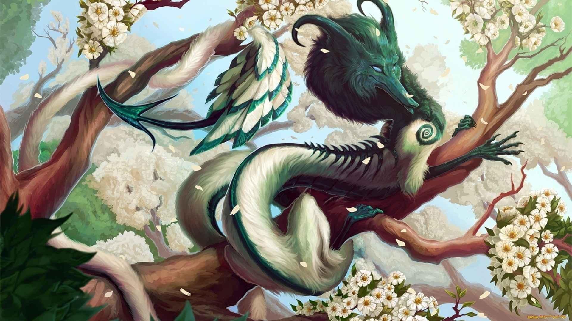 Mythical Creatures desktop wallpaper hd